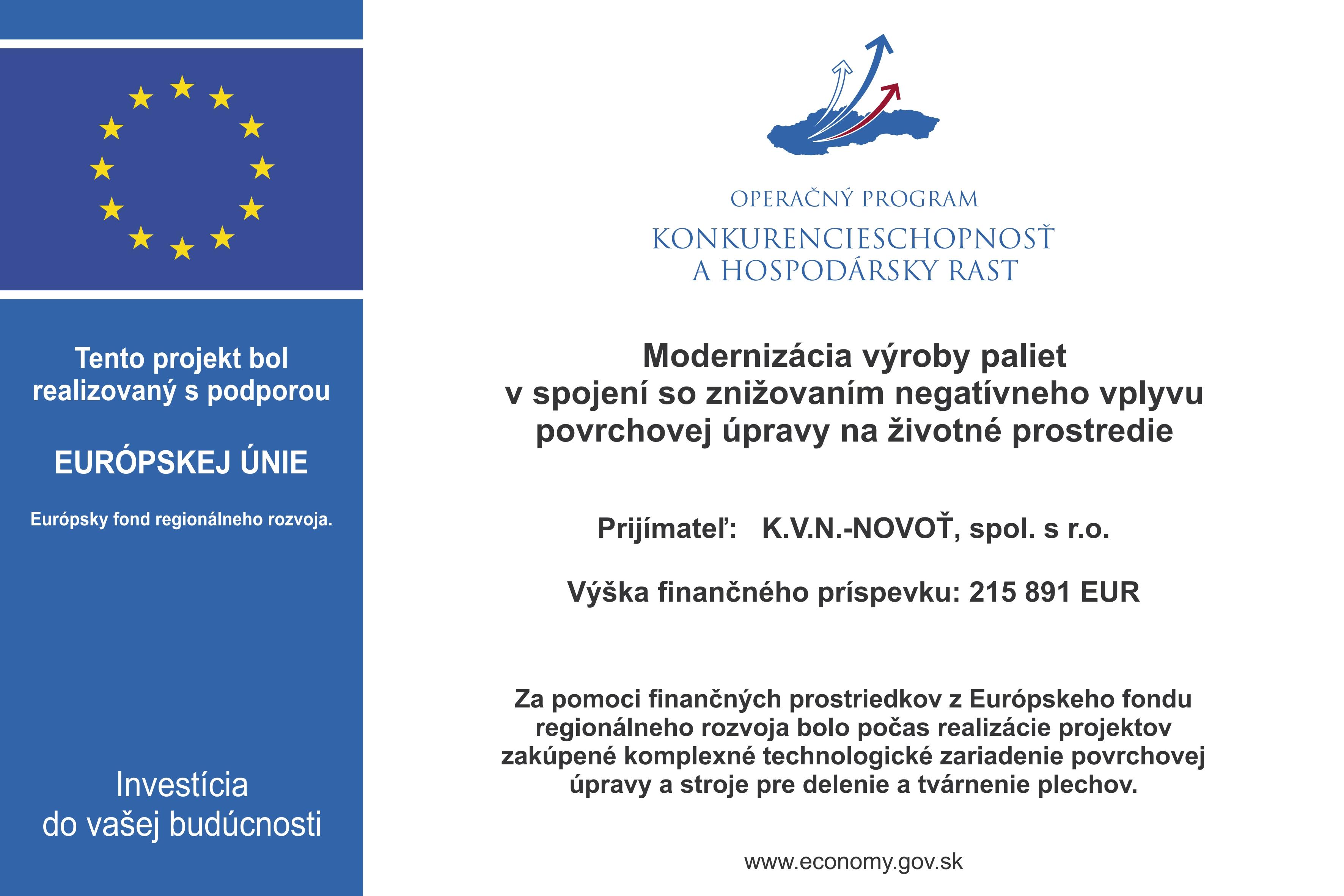 Výroba kovových paliet | Kovovýroba Novoť