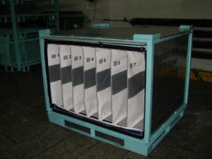 Špeciálne kovové palety   Výroba kovových paliet slovensko