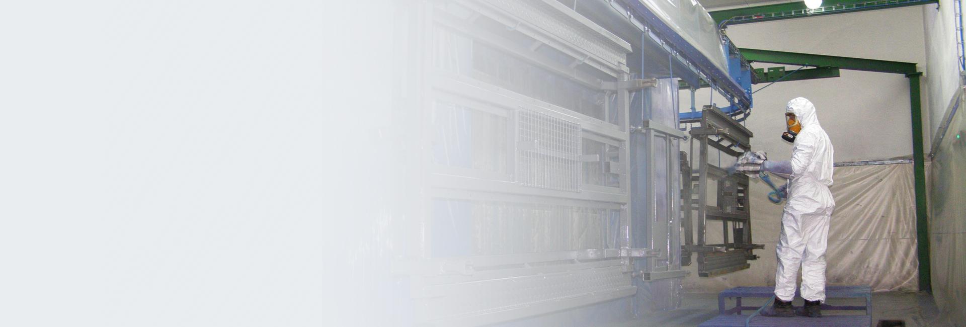 Oberflächenbehandlung von Metallen | KMetallerzeugung Novoť